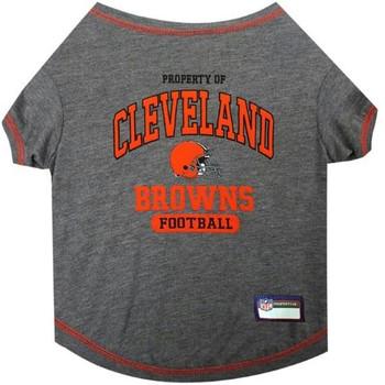 Cleveland Browns Pet T-Shirt
