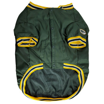 Green Bay Packers Pet Sideline Jacket