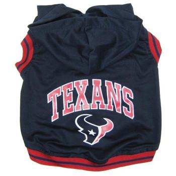 Houston Texans Pet Hoodie Sweatshirt