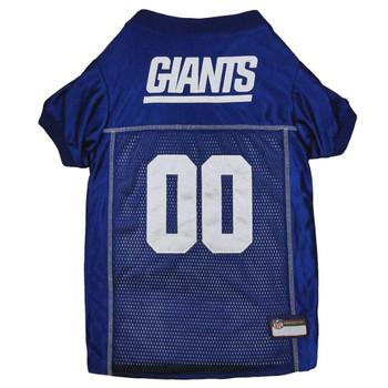 New York Giants Premium Pet Jersey