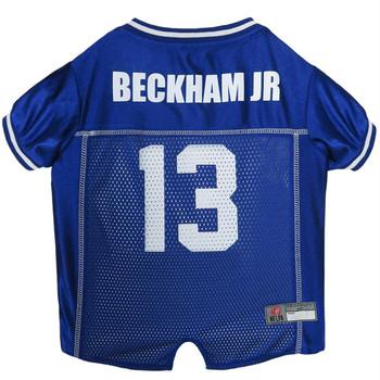Odell Beckham, Jr. #13 Pet Jersey