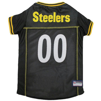 Pittsburgh Steelers Premium Pet Jersey