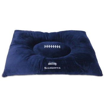 Seattle Seahawks Pet Pillow Bed