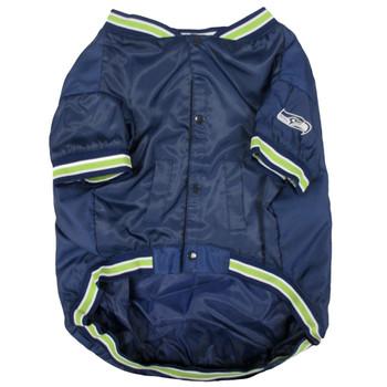 Seattle Seahawks Pet Sideline Jacket