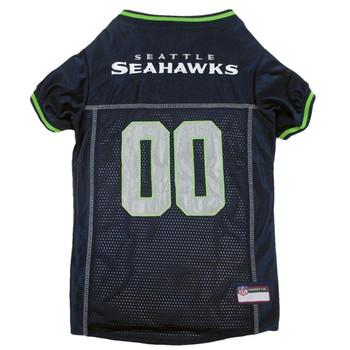 Seattle Seahawks Premium Pet Jersey
