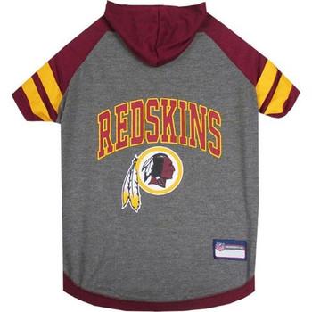 Washington Redskins Pet Hoodie T-Shirt