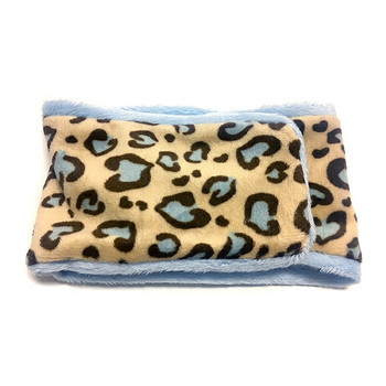 Wild Child Leopard Dog Belly Band by Oscar Newman