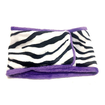 Wild Child Zebra Dog Belly Band by Oscar Newman