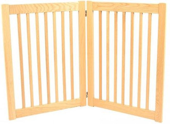 Legacy 2 Panel Outdoor Pet Gate