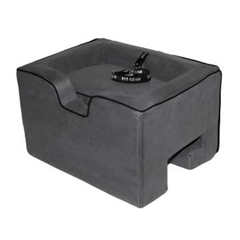 Pet Car Booster Seat - Medium/Charcoal