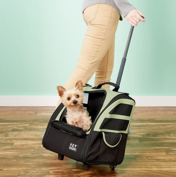 I-GO2 Traveler Pet Carrier - Copper