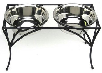 Arbor Double Diner Raised Feeder - Small