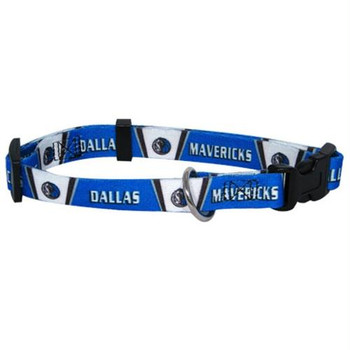 Dallas Mavericks Dog Collar  - h3504-0001