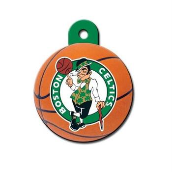 Boston Celtics Circle ID Tag