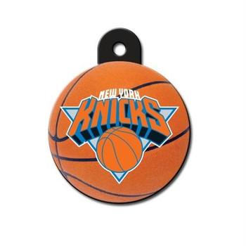 New York Knicks Circle ID Tag