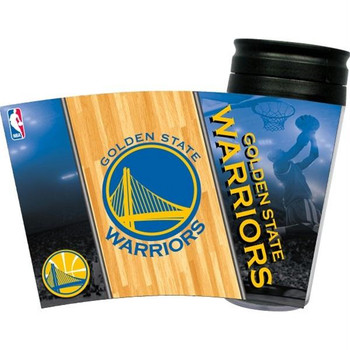 Golden State Warriors Acrylic Tumbler w/ Lid