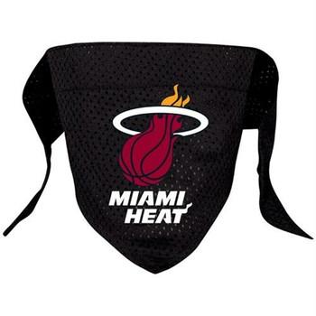 Miami Heat Pet Mesh Bandana