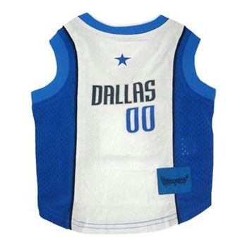 Dallas Mavericks Dog Jersey  - pf5255-0001