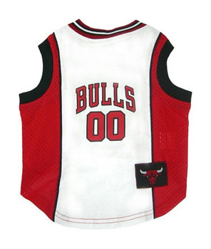 Chicago Bulls Dog Jersey  - PFBUL5238-0001