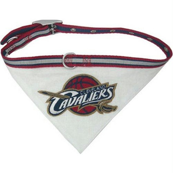 Cleveland Cavaliers Pet Collar Bandana