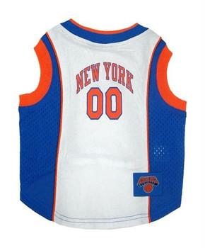New York Knicks Dog Jersey  - PFKNX4020-0001