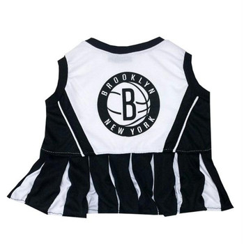 Brooklyn Nets Cheerleader Pet Dress