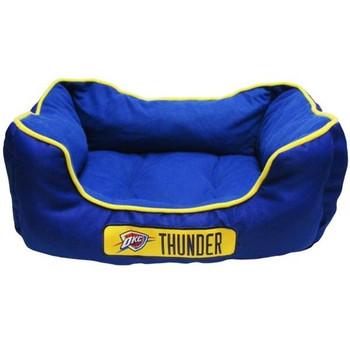 Oklahoma City Thunder Pet Bed