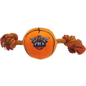 Phoenix Suns Basketball Pet Toy