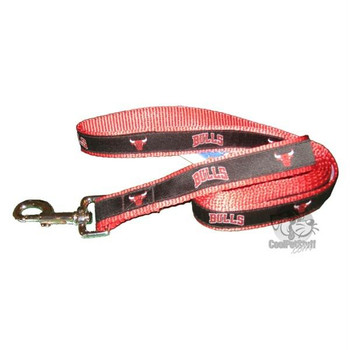 Chicago Bulls Alternate Style Dog Leash
