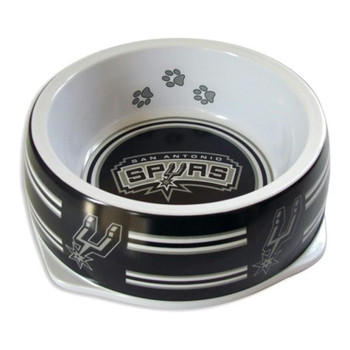 San Antonio Spurs Dog Bowl  - sk9113-0001