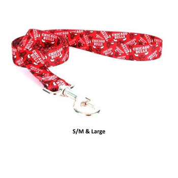 Chicago Bulls Nylon Leash