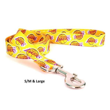 Los Angeles Lakers Nylon Leash