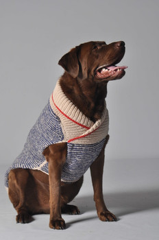Spencer Hand Knit Dog Sweaters