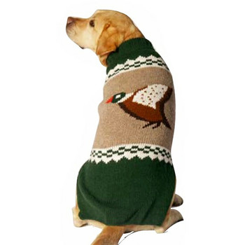 Mallard Hand Knit Dog Sweaters