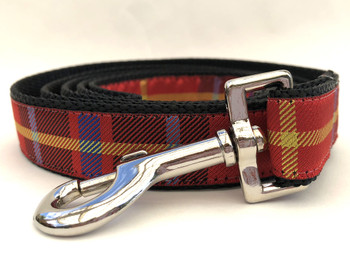 Vixen Dog Collar - Personalized Buckle