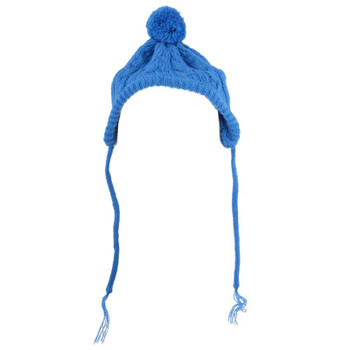 Blue Toboggan Hat by Worthy Dog