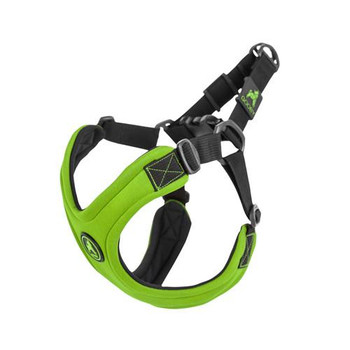 Escape Free Sport Pet Dog Harness - Lime Green