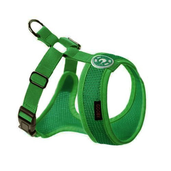 Freedom II Pet Dog Harness - Hunter Green