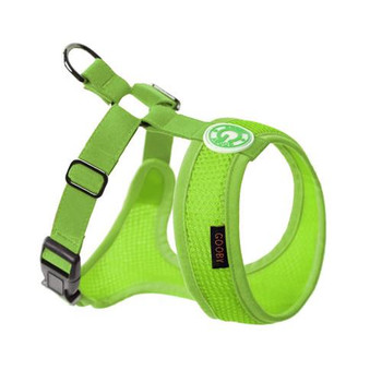 Freedom II Pet Dog Harness - Green