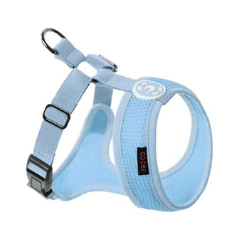 Freedom II Pet Dog Harness - Sky Blue