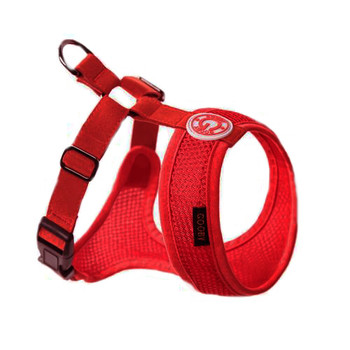 Freedom II Pet Dog Harness - Red