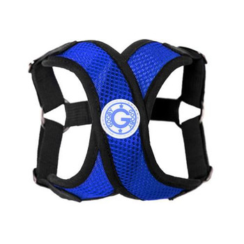 Comfort Step-in X-Harness - Blue