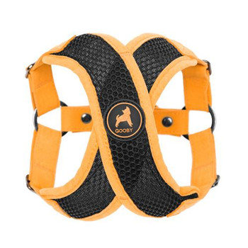 Active X Step-In Dog Harness - Orange