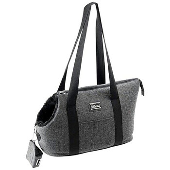 Kapstadt Gray Pet Dog Carrier