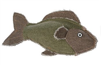 Canvas Collection Maritime Fish Dog Toy