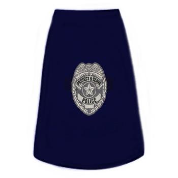 Police Protect & Serve Dog Tees