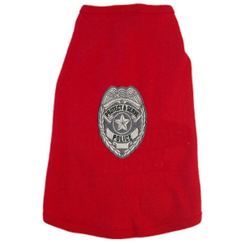 Police Protect & Serve Dog Tees