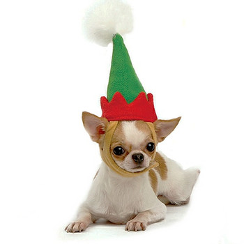 Elf Dog Hat