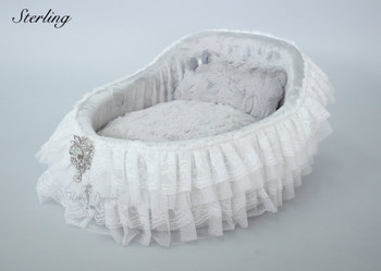Sterling Crib Dog Bed