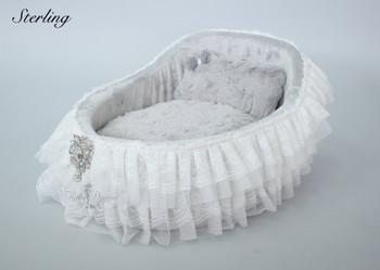 Sterling Crib Dog Bed